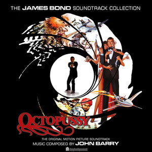 Octopussy - Complete Score - Special Edition - John Barry