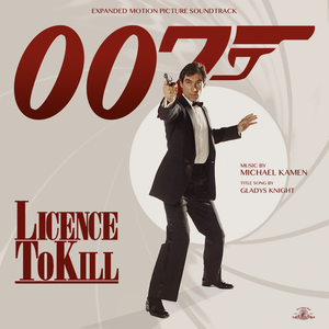 Licence To Kill - Expanded Score - Special Edition - Michael Kamen