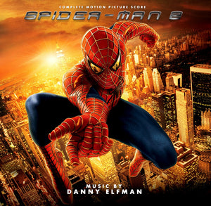 Spiderman 2 - 2 x CD Complete Score - Special Edition - Danny Elfman