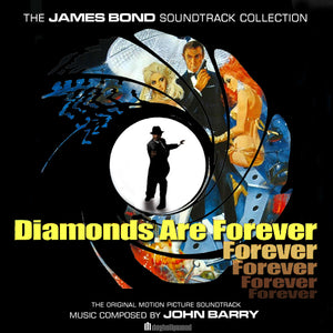 Diamonds Are Forever - 2 x CD Complete Score - Special Edition - John Barry