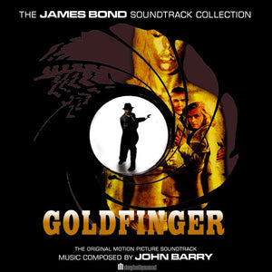 Goldfinger - Complete Score - Special Edition - John Barry