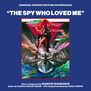 The Spy Who Loved Me - Expanded Score - Special Edition - Marvin Hamlish