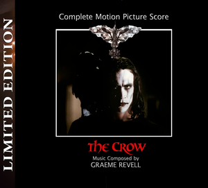 The Crow - 2 x CD Complete - Limited Edition - Graeme Revell