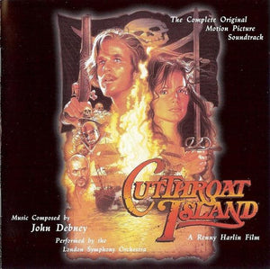 Cutthroat Island - 2CD Expanded Score - John Debney