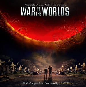 War Of The Worlds - 2 x CD Complete Score - Special Edition - John Williams