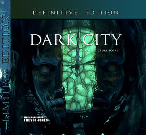 Dark City - 2 x CD Complete Score - Limited Edition - Trevor Jones