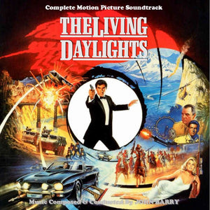 The Living Daylights - 2 x CD Complete Score - Special Edition - John Barry