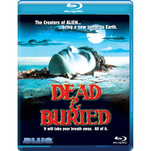 Dead & Buried - Blu-Ray - (Uncut) - Special Edition - Gary Sherman