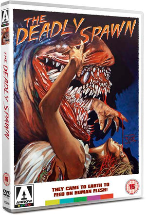 The Deadly Spawn - DVD - (Uncut) - Douglas McKeown