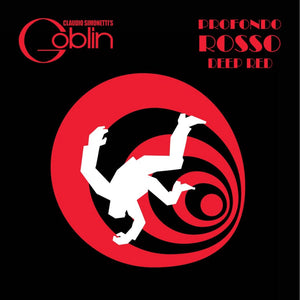 Profondo Rosso - Original Score CD + Red Vinyl - Limited Edition Hardbox - Goblin/Claudio Simonetti