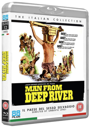 Man From Deep River - Blu-Ray - (Uncut) - Umberto Lenzi