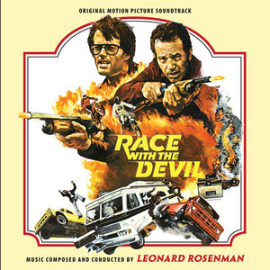 Race With The Devil / Making Love - Complete Scores - Limited Edition - Leonard Rosenman