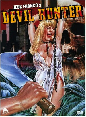 Devil Hunter - DVD - (Uncut) - Jess Franco