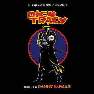 Dick Tracy - 2 x CD Complete Score  - Danny Elfman