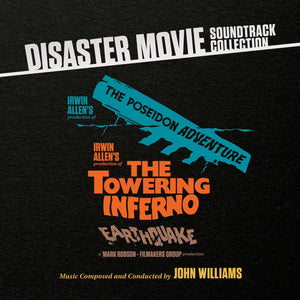 The Disaster Movie Collection - 4 x CD Boxset - Limited 5000 Copies - John Williams