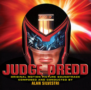 Judge Dredd - 2 x CD Complete Score  - Alan Silvestri