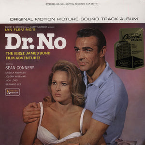 Dr No - Original - Remastered (Vinyl) -Limited Edition - Monty Norman