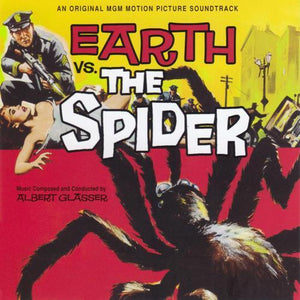 Earth vs The Spider - Complete  - Albert Glasser