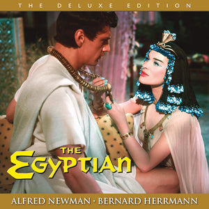The Egyptian - 2CD Expanded Score  - Bernard Herrmann