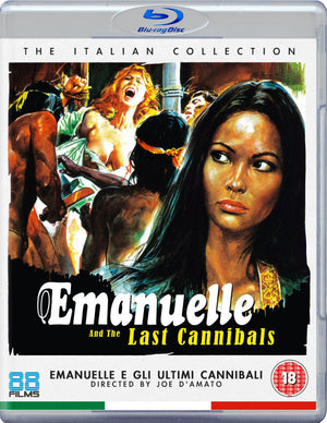 Emanuelle & The Last Cannibals - Blu-Ray - (Uncut) - Special Edition - Joe D'amato