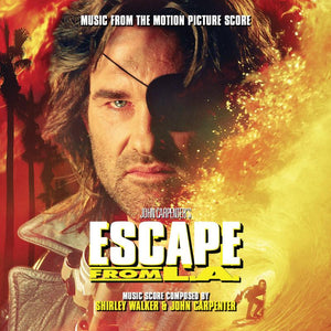 Escape from LA - Expanded Score  - Shirley Walker / John Carpenter