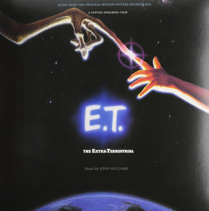 E.T The Extra Terrestrial - Original Score - (Black Vinyl) - Limited Edition - John Williams