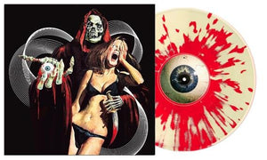 Eyeball - Complete Score - (Red/White Vinyl) - Limited 1000 Copies - Bruno Nicolai