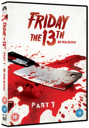 Friday the 13th Part 7 The New Blood - DVD - John Carl Buechler
