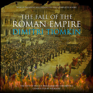 Fall of the Roman Empire - 2CD Expanded Score - Limited Edition - Dimitri Tiomkin