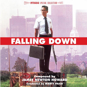 Falling Down - Complete Score  - James Newton Howard