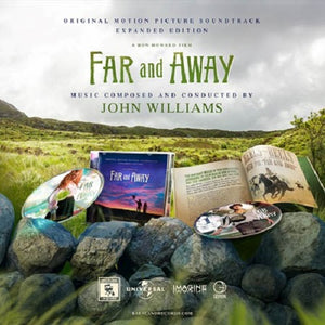 Far & Away - 2 x CD Complete Score - Limited 3500 Copies - John Williams