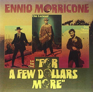 For A Few Dollars More - Original Score - Purple Vinyl  - Ennio Morricone