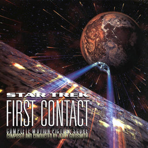 Star Trek First Contact - 2 x CD Complete Score - Special Edition - Jerry Goldsmith