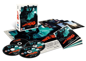 The Fog - 4 x Disc BluRay Boxset  - John Carpenter