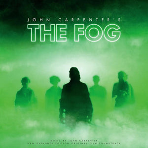The Fog - 2 x LP Complete Score - (Green/Silver Vinyl) - Limited Edition - John Carpenter
