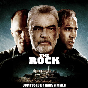 The Rock - 2 x CD Complete Score - Special Edition - Hans Zimmer