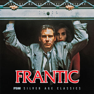 Frantic - Expanded Score  - Ennio Morricone