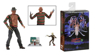 "Freddy Krueger - 7"" Scale Figure Dream Warriors + Accessories - Limited Edition - NECA"