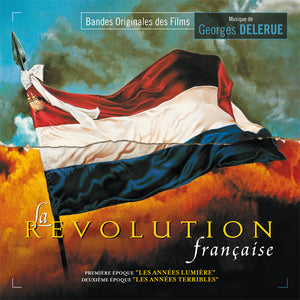The French Revolution - 2CD Complete  - Georges Delerue