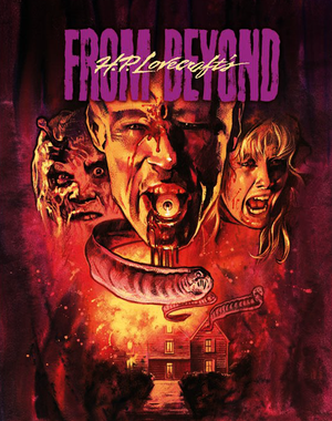 From Beyond - Blu-Ray Special Edition - (Uncut) - Staurt Gordon