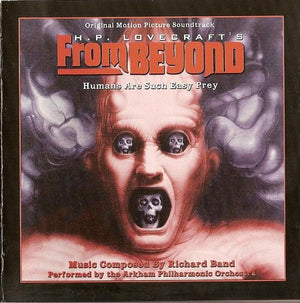 From Beyond - Expanded Score  - Richard Band