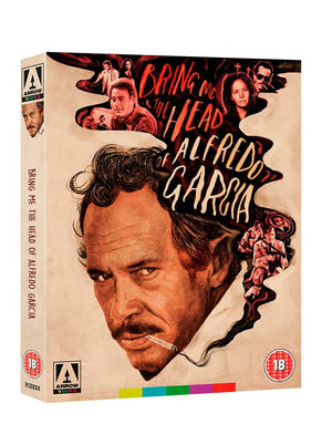 Bring Me The Head Of Alfredo Garcia - 2 x Blu-Ray - Limited 3000 Copies - Sam Peckinpah