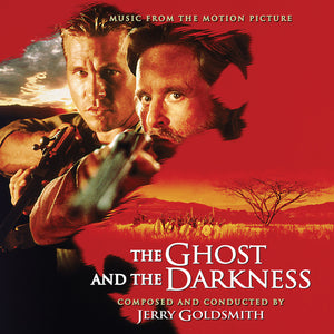 The Ghost & The Darkness - 2 x CD Complete Score  - Jerry Goldsmith