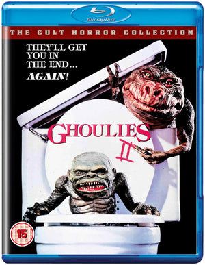 Ghoulies 2 - Blu-Ray - (Uncut) - Special Edition - Albert Band