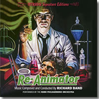 Reanimator / Ghoulies - Complete Scores  - Richard Band