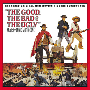 The Good, The Bad & The Ugly - 3 x CD Complete Score - Limited Edition - Ennio Morricone