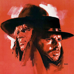 Il Grande Silenzio - Original Score - (Red/Blue Vinyl) - Limited 500 Copies - Ennio Morricone