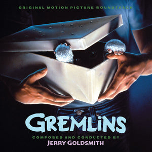 Gremlins - 2 x CD Expanded Score - Limited Edition - Jerry Goldsmith