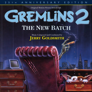 Gremlins 2 The New Batch - Complete Score  - Jerry Goldsmith