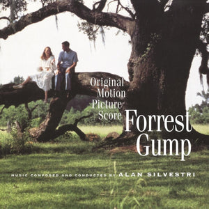 Forrest Gump - Original Score - (Chocolate Vinyl) - Limited 1500 Copies - Alan Silvestri